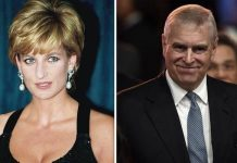 Prince Andrew interview How Andrew followed in Princess Diana's footsteps Image GETTY