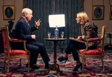 Prince Andrew interview with Emily Maitlis Image BBC