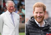 Prince Charles and Prince Harry Image Getty