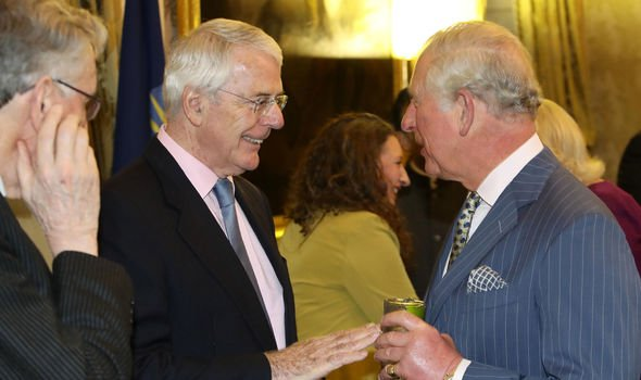 Prince Charles reportedly suggested Sir John should take up special guardian role