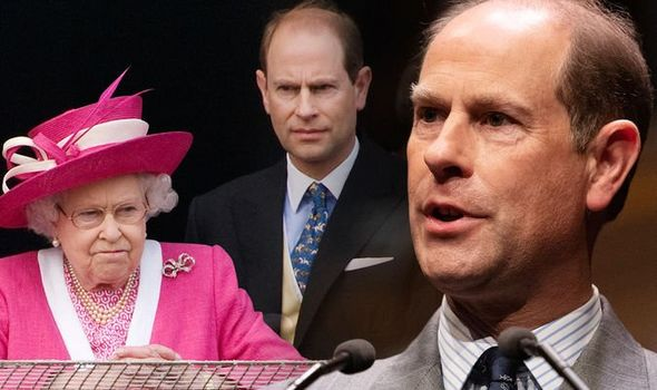 Prince Edward wanted to be named after Lord Wessex in Shakespeare in Love Image GETTY