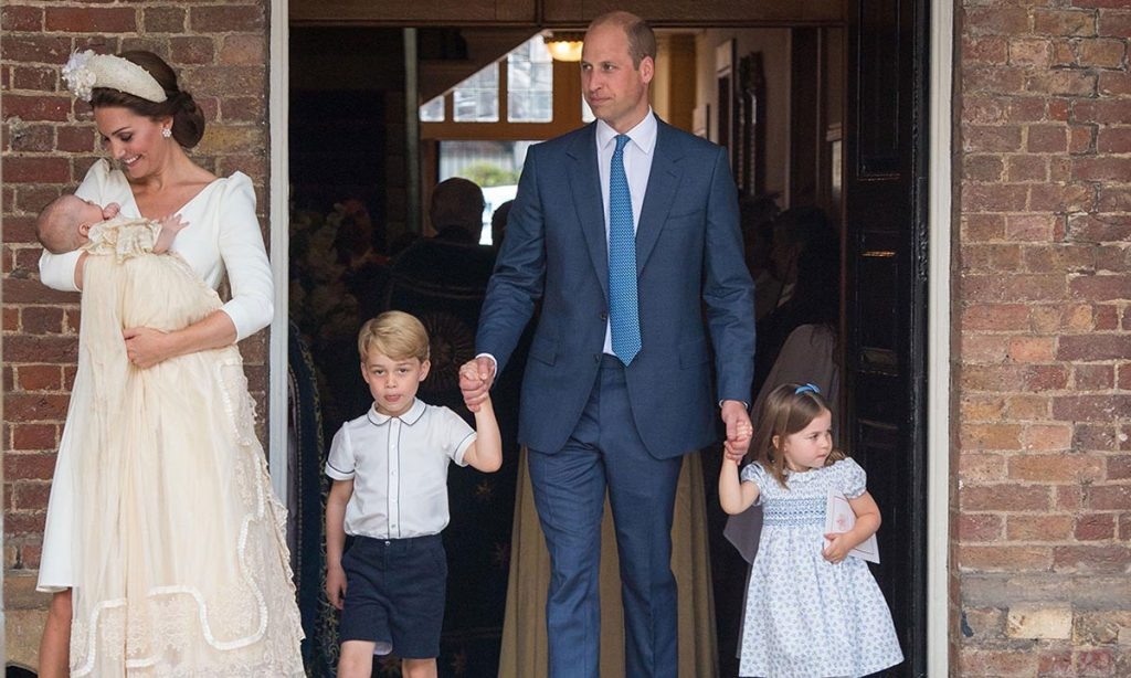Prince William admits being a dad of three is very tiring Photo C GETTY IMAGES