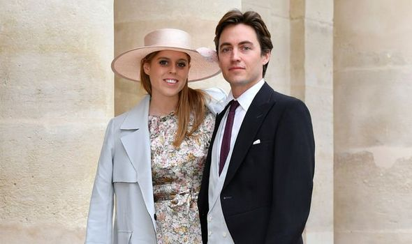 princess beatrice wedding news beatrice edoardo mapelli mozzi wedding location royal news