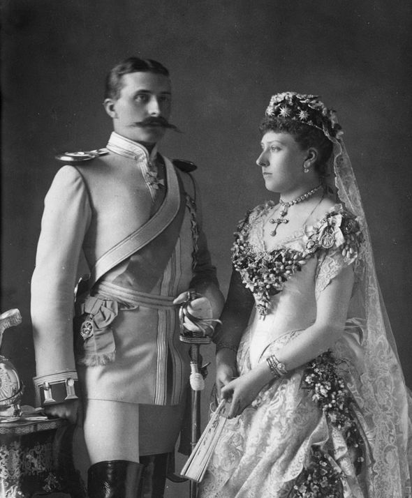 Princess Beatrice Wedding The Youngest Child Of Queen Victoria