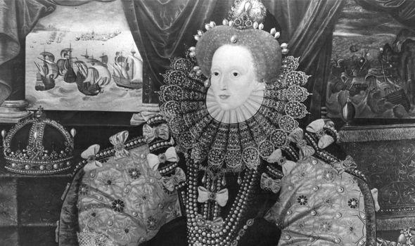 Queen Elizabeth I died in was the last Tudor monarch Image GETTY