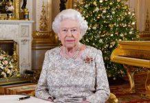 Queen Elizabeth fell on her bum during Christmas dinner at Sandringham Imag Getty Images