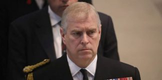 Royal Family News Prince Andrew Image GETTY