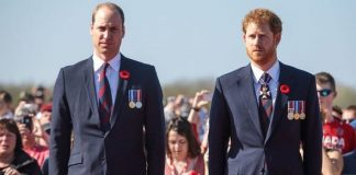 Royal Family News William and Harry Image GETTY