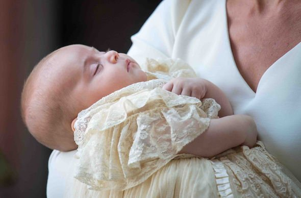 Royal milestone Prince Louis first word is not known