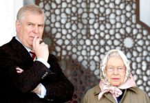 Royal news The Queen is standing by Prince Andrew Image GETTY