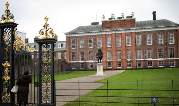 Royal scandal Royal love triangle brought to life INSIDE Kensington Palace Image GETTY