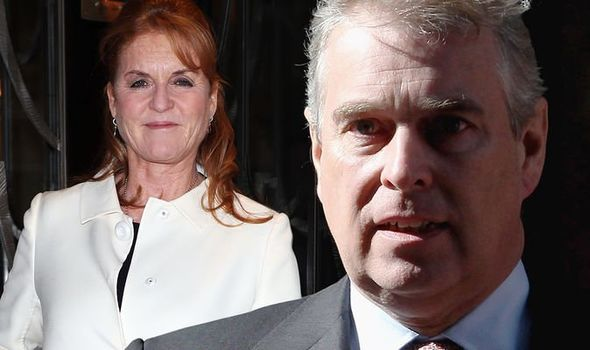 Sarah Ferguson wrote a gushing post on Instagram about Prince Andrew Image Getty Images