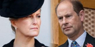 Sophie Wessex heartbreak Prince Edward and Sophie came close to breaking up Image GETTY