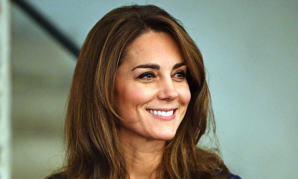 The Duchess of Cambridge had another engagement on Thursday Photo C GETTY IMAGES