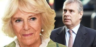 The Duchess of Cornwall and Duke of York Image Getty