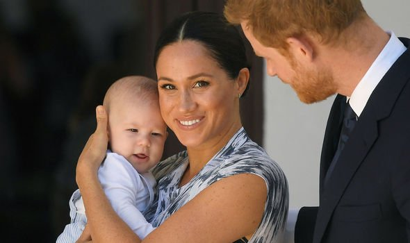 The Duke and Duchess of Sussex will be taking family time over christmas