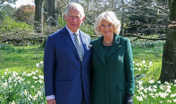The Prince of Wales and Duchess of Cornwall celebrating their anniversary this year