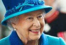 The Queen hosted the dine and sleep event at Windsor Castle Image Getty Images