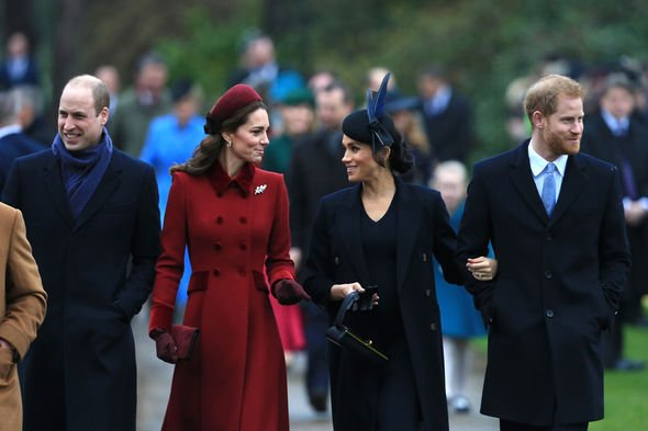 The royal couples will meet for Remembrance Day