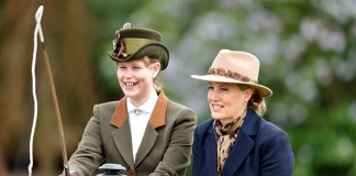 The royal is a huge fan of horse riding Photo C GETTY IMAGES