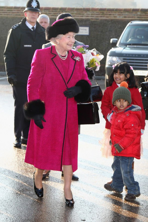 Which royal has already made the fur to faux switch Image GETTY IMAGES