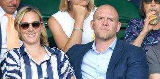Zara and Mike Tindall enjoy date night for a good cause see gorgeous photos Image GETTY