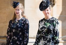 ASOS has the perfect lookalike of the Countess of Wessex's dress Photo C GETTY