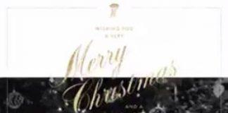 Harry and Meghans first Christmas card with Archie Photo Janina Gavankar