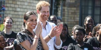 Incredible highlights from Prince Harry and Meghan Markles royal tour of Africa Photo C GETTY IMAGES