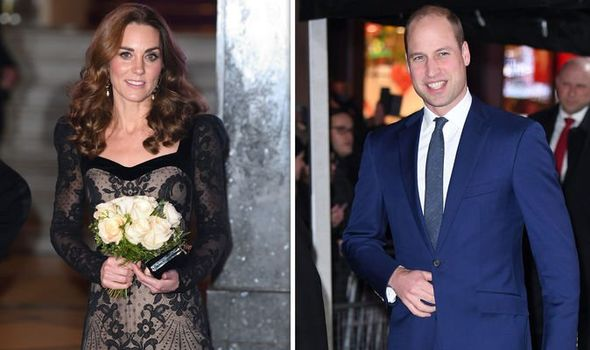 Kate Middleton, Duchess of Cambridge, and Prince William, Duke of Cambridge