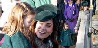Kate Middleton Princess Charlottes curtsy reflects Duchesss 'excellent' parenting Image GETTY IMAGES