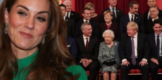 Kate Middleton news Kate supports the Queen at the NATO reception on Tuesday Image GETTY