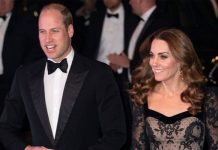 Kate and William will help rebalance the optics Rieden claimed Image GETTY