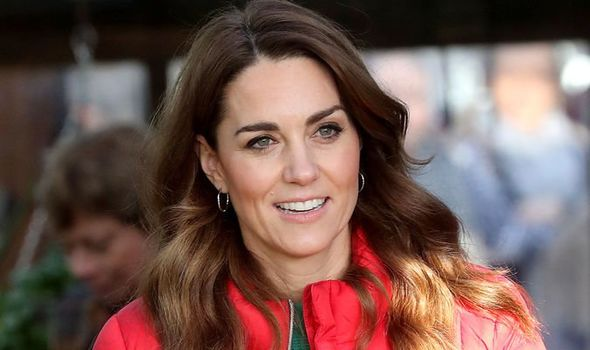 Kate attended the Diplomatic Reception at Buckingham Palace Image Getty Images