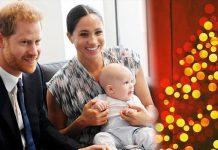 Meghan Markle Christmas card Could Archie be on the card Image Getty