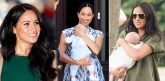 Meghan Markle She has ditched royal tradition when raising Archie Image GETTY