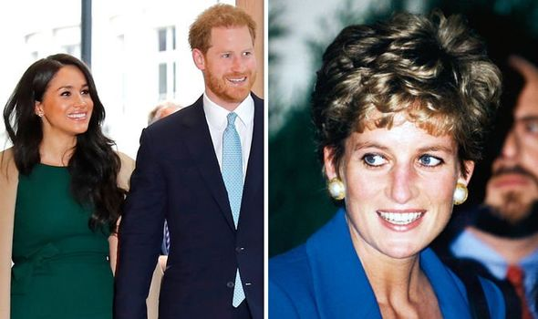 Meghan Markle and Prince Harry would make Diana proud with their use of socials Image GETTY