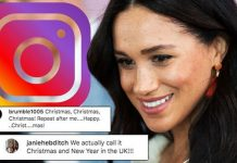 Meghan Markle appeared to have written the latest post on the SussexRoyal Instagram account Image GETTY