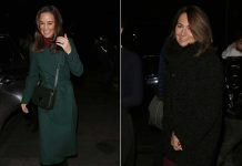 Pippa and Carole Middleton enjoy mother daughter night out in London Photo C GETTY IMAGES