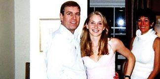Prince Andrew denies having met Virginia Roberts Image Daily Express
