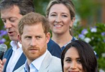 Prince Harry and Meghan Markle have been on a royal break since November Photo C GETTY