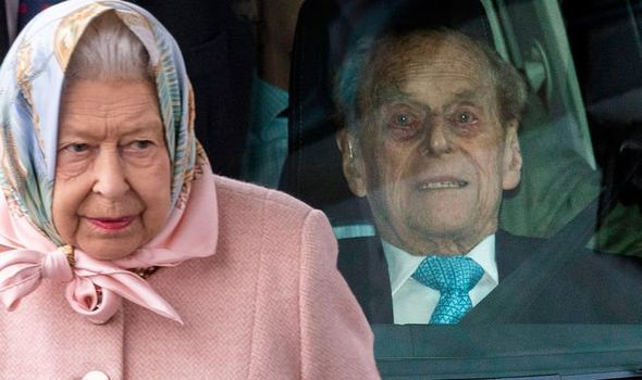 Prince Philip health latest the Queen