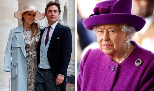 Princess Beatrice Wedding Date The Real Reason Queen Hasn T