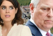 Princess Eugenie row Prince Andrew is believed to have been paying for his daughters home Image GETTY