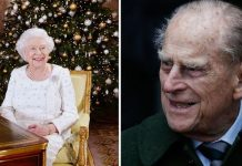 Queen Elizabeth II and Prince Philip Image Getty