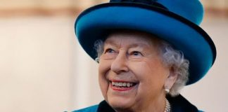 Queen Elizabeth is the most popular member of the Royal Family according to a poll Image Getty