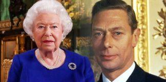 Queen heartbreak Queen recalls her fathers secret burden in touching Christmas speech Image PA GETTY