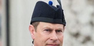 Royal family news Prince Edward Image GETTY