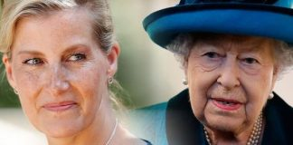 Royal row Sophie Countess of Wessex wanted a lesser title than offered by the Queen Image GETTY