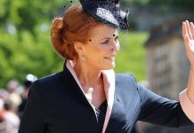 Sarah Ferguson news Duchess opens up on mental health Image GETTY